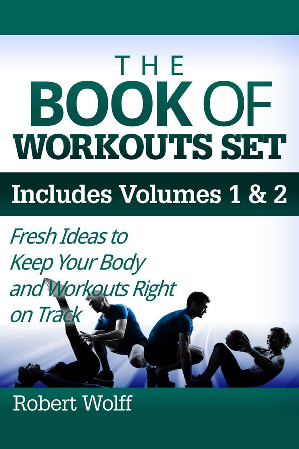 The Book of Workouts Set Volume 1 and 2